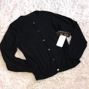 Eileen Fisher Button Down Cardigan Sweater